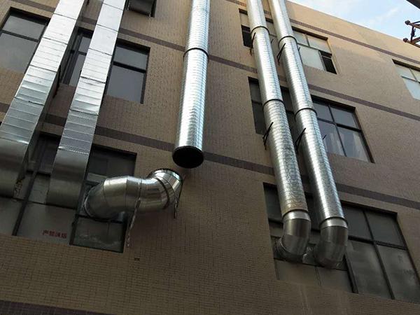 工业厂房通风设备