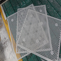 超高分子量聚乙烯耐磨板异型件