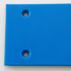 阻燃型超高分子量聚乙烯板異形件