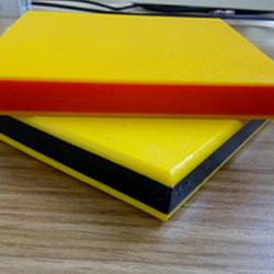高密度聚乙烯双色耐磨衬板