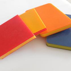 阻燃高密度聚乙烯板