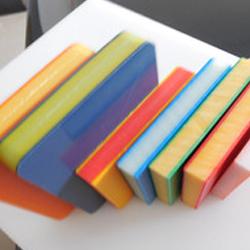 阻燃型高密度聚乙烯双色衬板