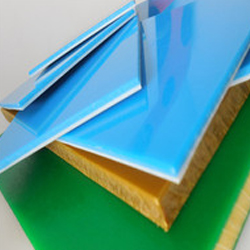 HDPE双色阻燃衬板