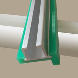高密度聚乙烯链条导轨实拍