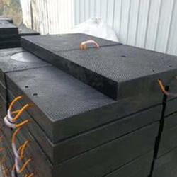 高分子量聚乙烯支腿墊板