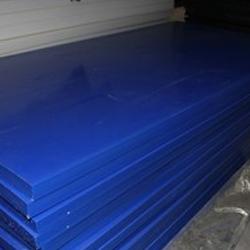 蓝色尼龙板