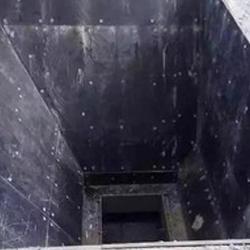 煤倉襯板實拍圖