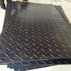黑色耐磨铺路板