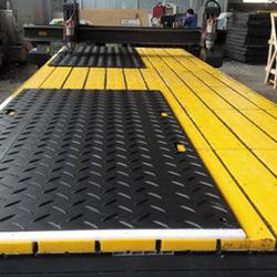 耐磨聚乙烯铺路板