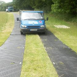 草坪鋪路板