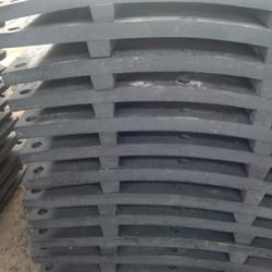 圓筒混料機耐磨襯板