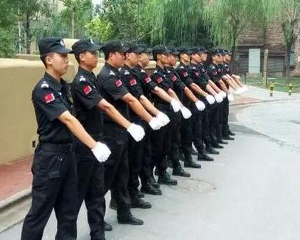 福州工厂保安员