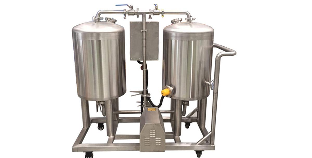 微型自酿啤酒设备