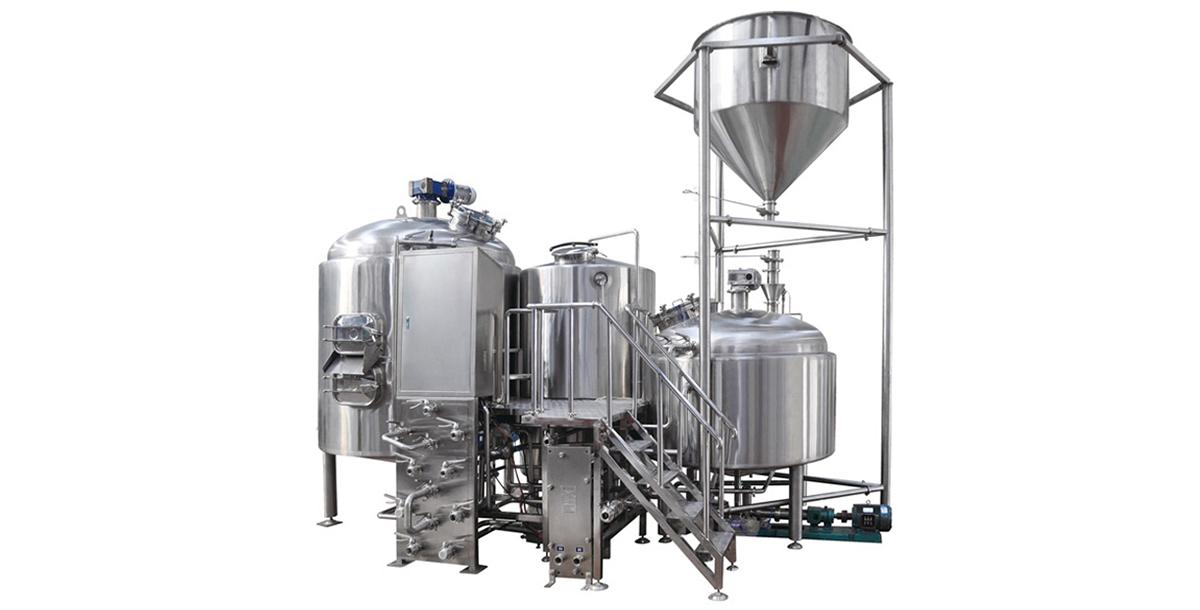 啤酒自酿设备