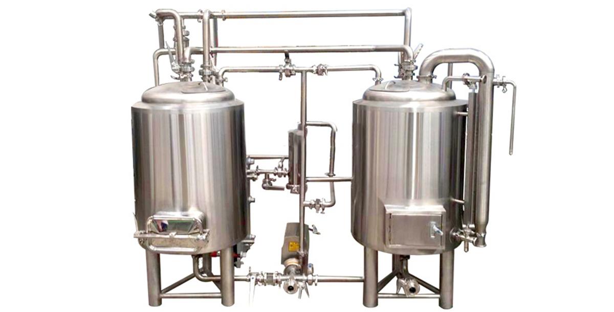 自酿啤酒生产设备