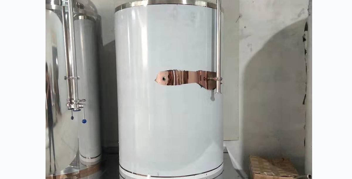 500L玫瑰金发酵罐