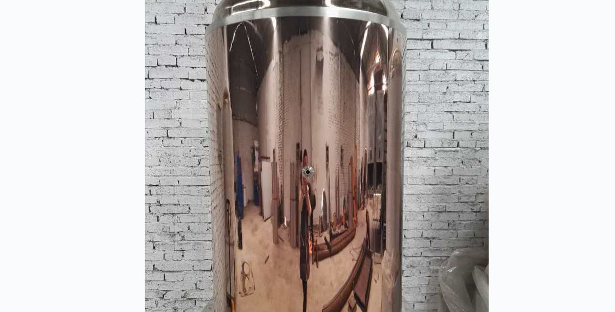 500升玫瑰金发酵罐