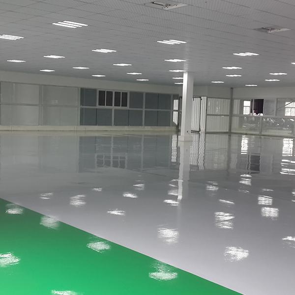建筑装饰行业地板装修地坪工程环氧防静电地坪
