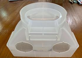 美容器外壳2
