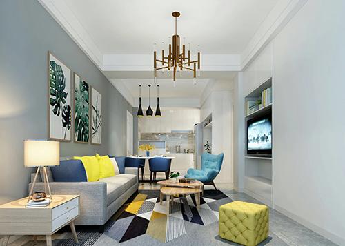 吉安室内装修设计,客厅装饰钟表如何摆放凸显高品位