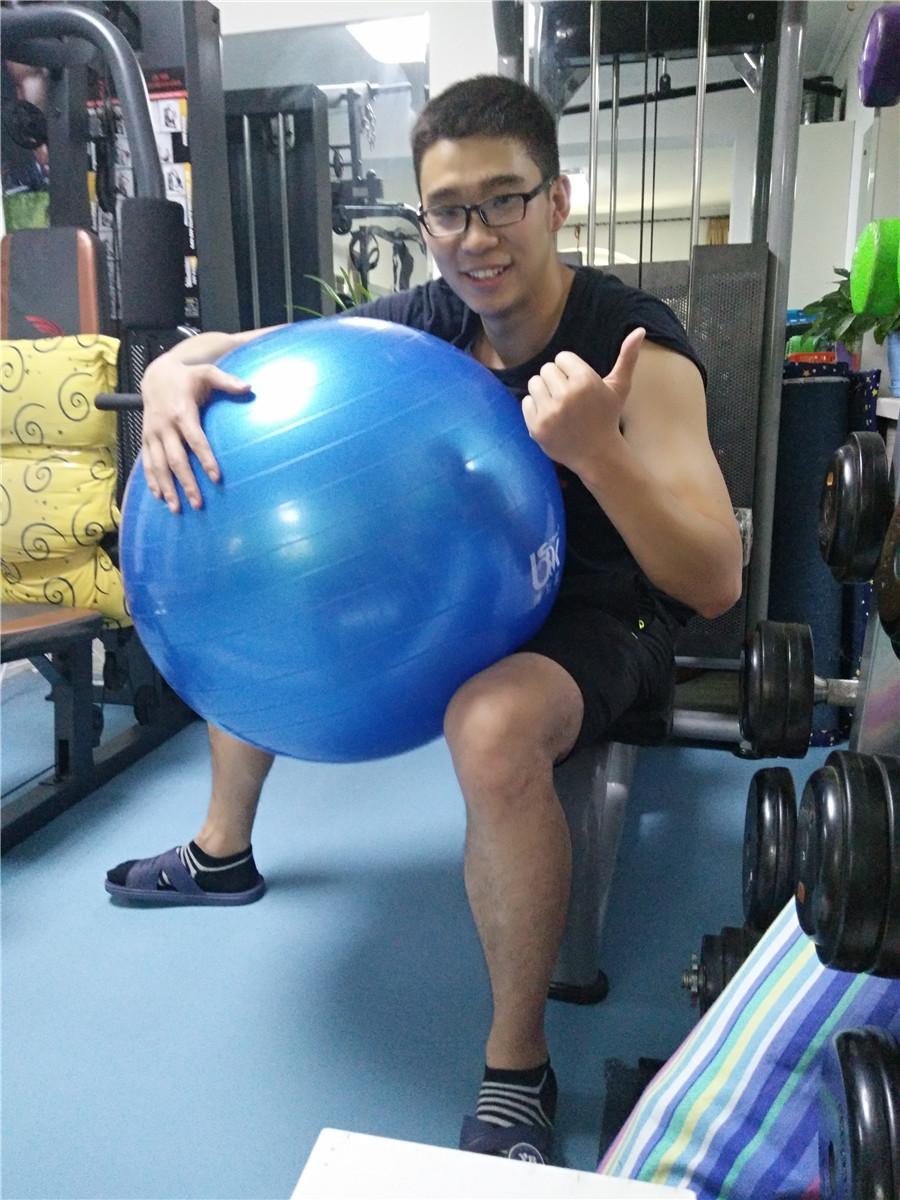 增肌健身培训