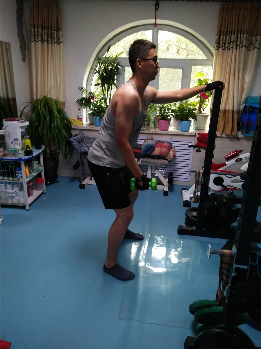 增肌型健身培训