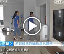 【央视】新装修房异味从哪来?