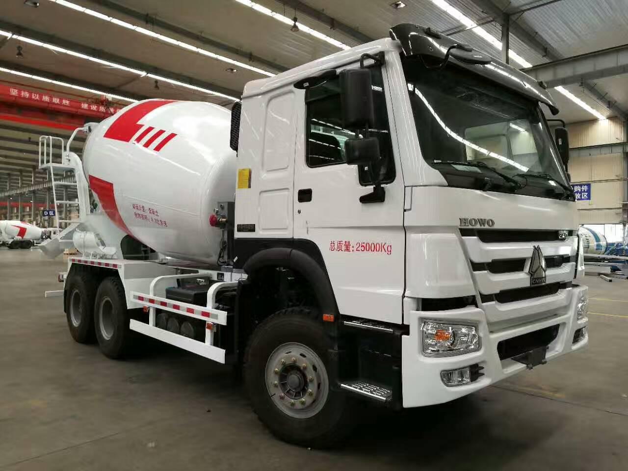 混凝土搅拌车干燥罐能否正常工作直接影响到刹车的性能