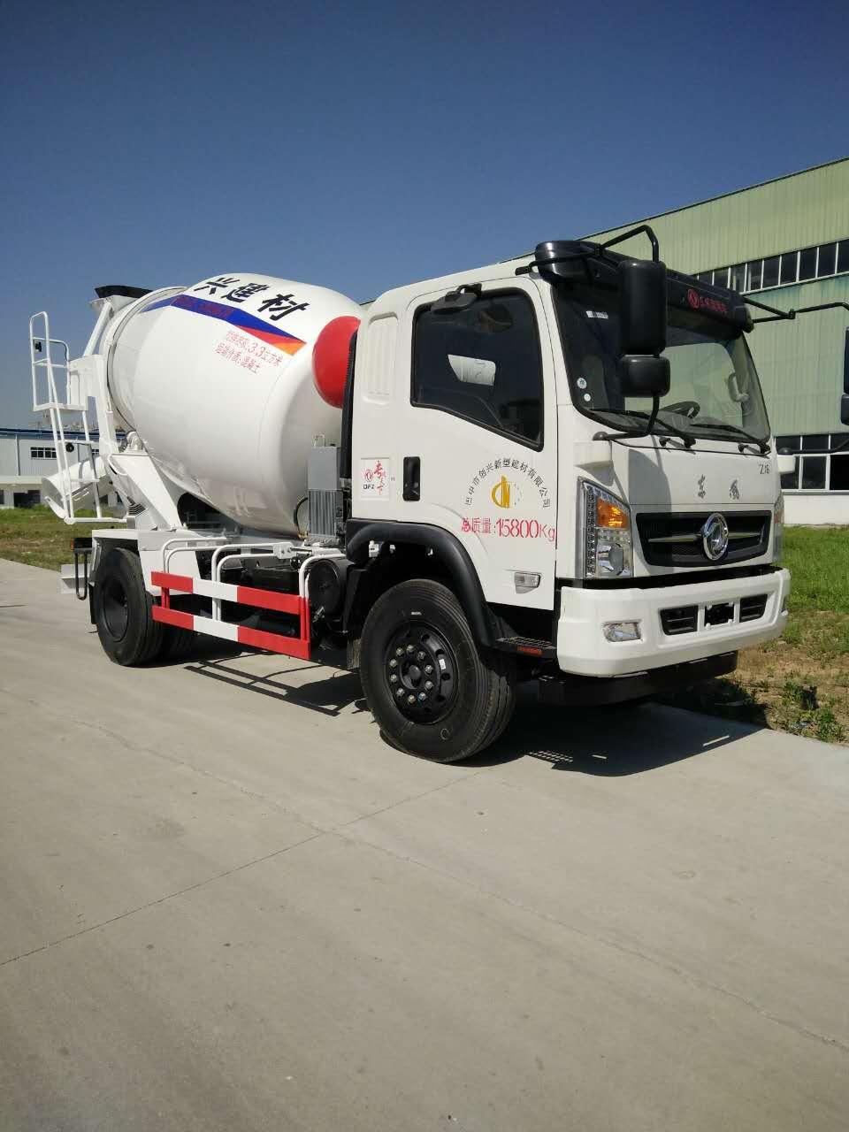 水泥搅拌车行驶平顺性的重要性分析