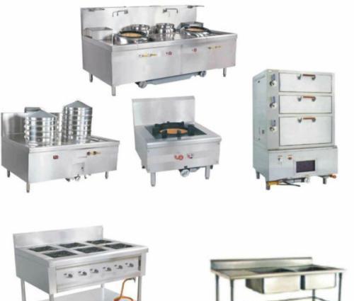 西安酒店厨房设备回收