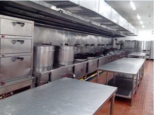 西安回收二手厨房设备