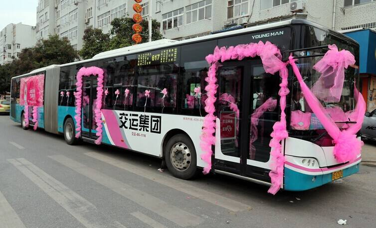 西安结婚大巴车租赁