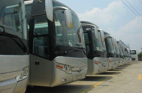 西安45座大巴车租赁