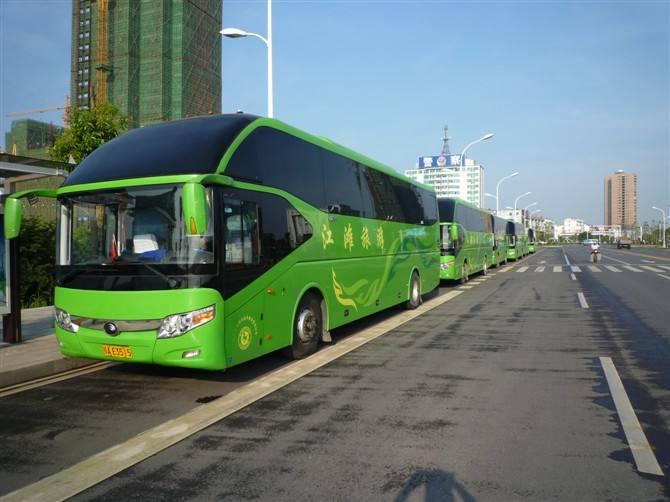 西安59座大巴车租赁