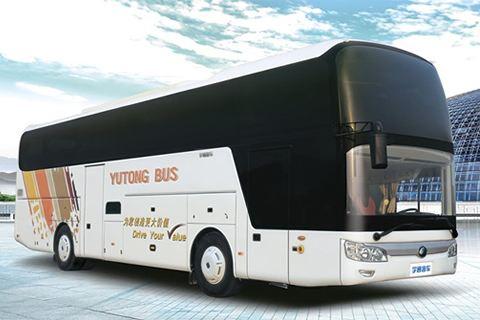 西安61座大巴车租赁