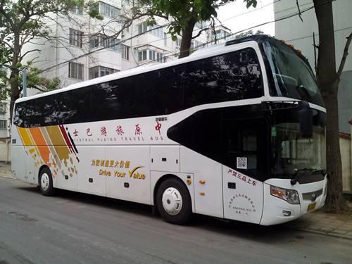 西安单位班车租赁