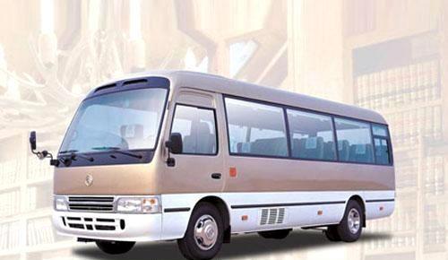 西安北郊中巴车租赁
