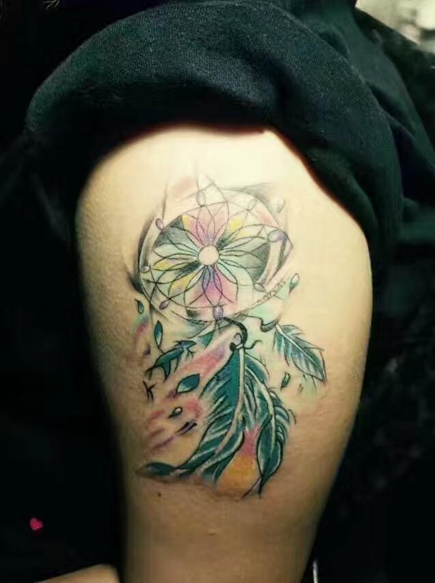 西安刺青价格西安纹身工作室西安洗纹身哪家更专业