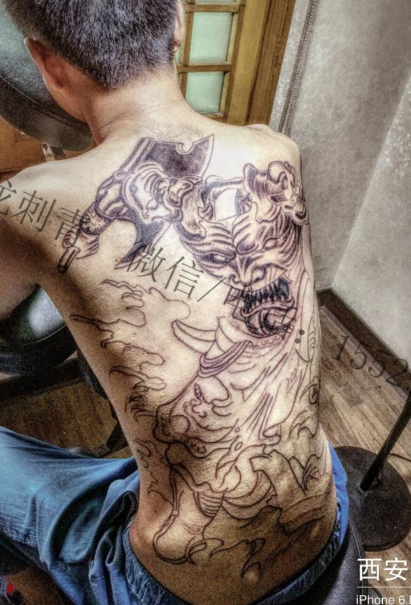 西安花臂纹身西安专业洗纹身西安纹身培训公司哪家好