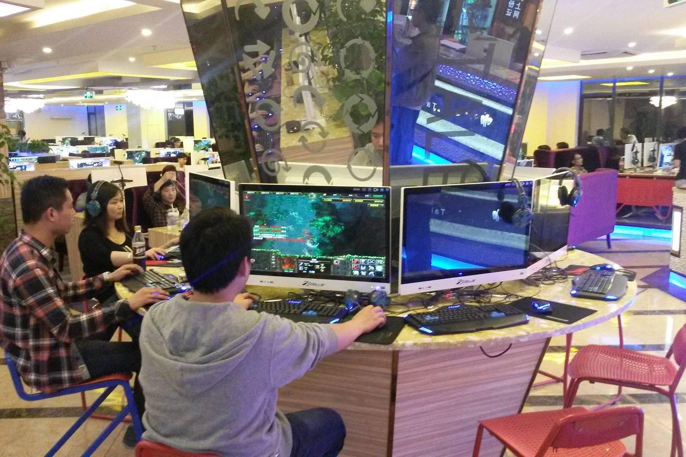 网吧二手电脑回收