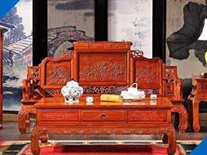 西安红木家具翻新
