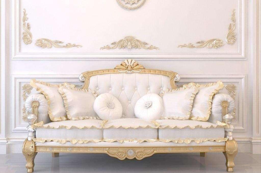 欧式沙发翻新换皮
