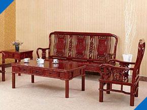 旧红木家具维修