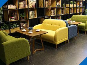 西餐厅沙发维修