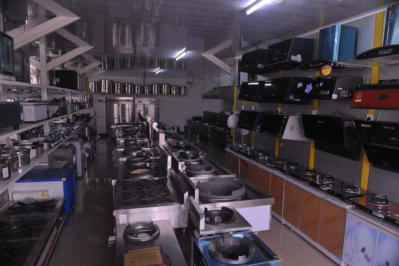 西安厨房设备回收