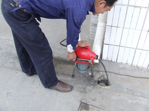 西安专业下水道疏通