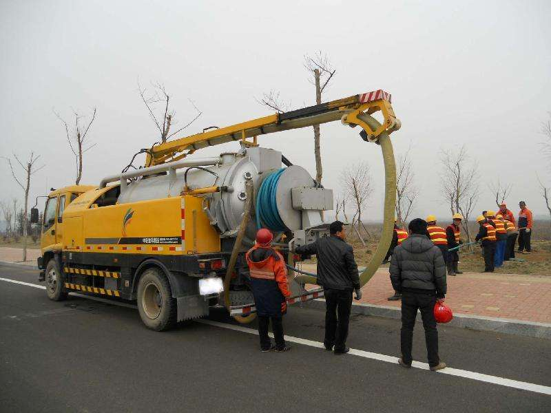 西安市政管道疏通