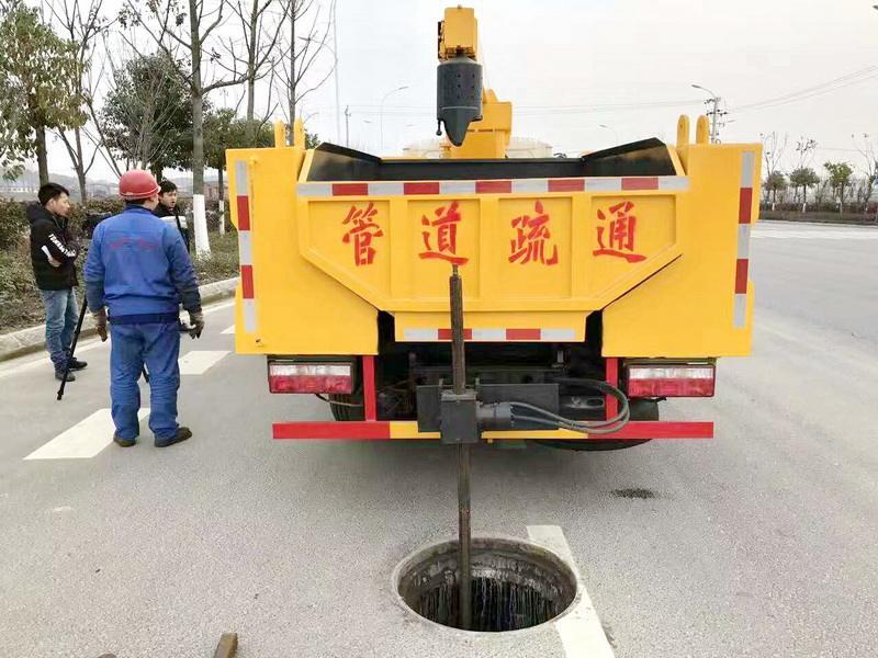 疏通管道的时候一般遇到的情况
