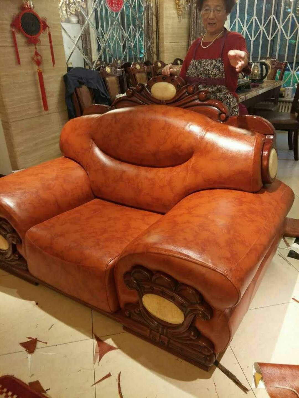 西安皮沙发换皮