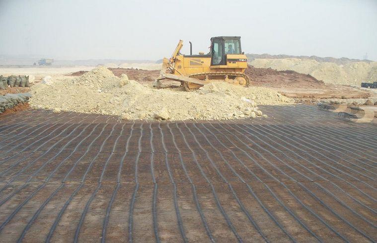地面防水施工现场